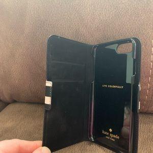 Kate Spade IPhone 7 wallet case